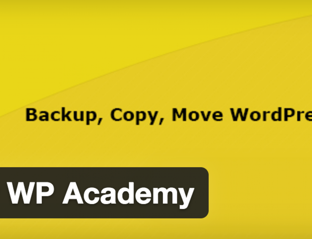 WordPress site clonen